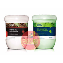 Kit Pimenta Negra + Gel Redutor Dagua Natural Sob Encomenda