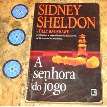 Livro A Senhora Do Jogo - Sidney Sheldon (2009)