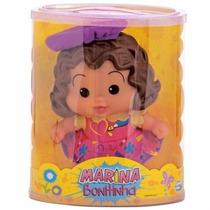 Boneca Marina Bonitinha Multibrink Original Licenciada