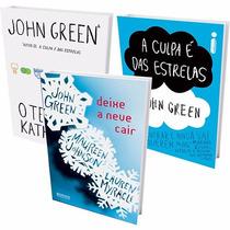 Kit John Green ( 3 Livros) Lacrados. Preço Baixo