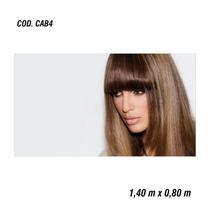 Adesivo Painel Poster Salão Maquiagem Make Up (cod.cab4)