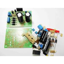 Kit Placa Amplificador 100w Rms A1002 (p/ Montar) Alfakits