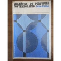 Livro Gramática Do Portugues Contemporaneo - Celso Cunha