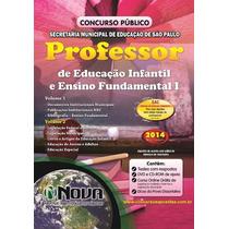 Apostila Professor De Educacao Infantil E Ensino Fundamental