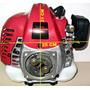 Motor Roçadeira 25,4cc Kawashima Toyama Tekna Sh Aeromodelo