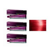 Kit 3 Unidades Coloração Color Intensy 0.6 Vermelho Amend