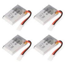 4in1 Usb Charger 4x 3.7v 240mah Lipo Bateria Para Syma S107