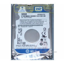 1017 - Hd 320gb Notebook 2,5 Sata 2 Interno Wd Lacrado