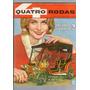Revista 4 Quatro Rodas N°20 Março 1962 Ford T Automóvel R401