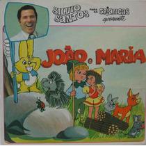 Compacto Historia Silvio Santos - João E Maria 1976