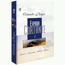 Livro Espada Cortante Vol 01