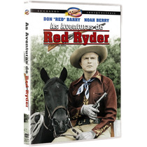 Dvd Classicline: As Aventuras De Red Ryder - Bonellihq