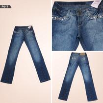 Planet Girls Calça Jeans Feminina N40 Vários Modelos Sarja