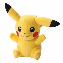 Pokemon Pelúcia Pikachu 20cms Tomy