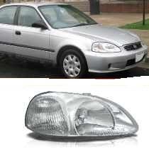 Farol Honda Civic 1996/1997/1998