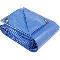 Lona Reforçada De Polietileno Azul 8 M X 6 - Vonder