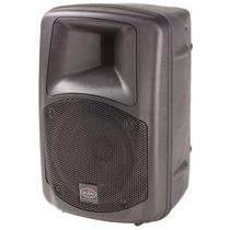 Caixa Ativa 200w Rms Amplifcada 8 Polegadas Das Audio