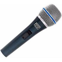 Microfone Dinamico Mr Mix Mr980 Melhor Custo Beneficio