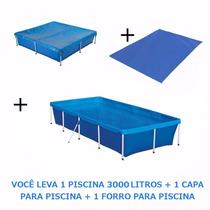 Piscina inflavel 3000 litro piscina infl vel no mercado for Piscina 3000 litros