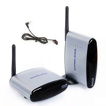 Transmissor Wireless Av De Audio E Video Sem Fio Rca