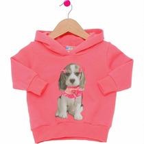 Casaco C/ Capuz Infantil New Brandili Beagle - 6 Meses