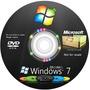 Cd/dvd Formatação Windowus 7 Completo + Programas