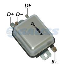 Regulador Voltagem 14v 30a Brasilia Kombi Karman-guia Ga002