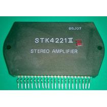 Stk 4221 Ii - Stk 4221ii- Marca Sce Stereo Amplifier