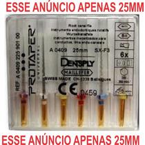 Lima Rotatória Protaper Universal Maillefer - Densply 25mm