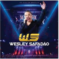 Cd Wesley Safadão - Ao Vivo Em Brasília Som Livre