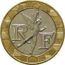 França - 10 Francos 1990