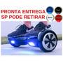 Hoverboard Skate Elétrico Scooter Tração Inteligente 2 Rodas