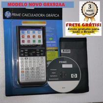 Calculadora Hp Prime - Garantia 3 Anos - Capa+cd+película+nf