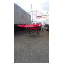 Semi Reboque Porta Container - 2011