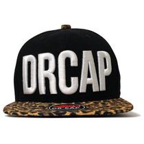 Bonés Drcap Leopard Black Fivela Metálica Onça Promoçao!!!
