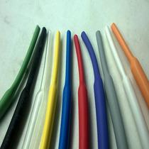 Kit 40 Metros Espaguete Isolante Termo Retratil 6mm Colorido