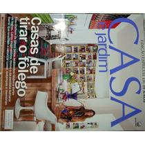Revista Casa E Jardim Nº 689 - Junho/2012