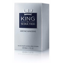 Perfume King Of Seduction Antonio Bandeiras 50ml Importado