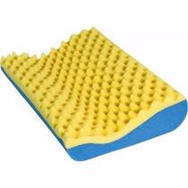Kit 3 Travesseiro Ortopédico Pillow Espuma De Poliuretano