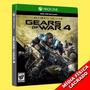 Gears Of War 4 Ultimate Edition Xbox One Colecionador