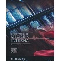 Compendio De Medicina Interna 5º Ed De Rozman 13