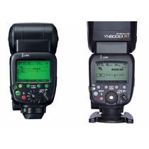 Flash Yongnuo Yn600ex-rt 600 Ex Rt Canon Ttl Speedlite 600ex