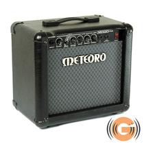 Cubo Amplificador Meteoro Nitrous Drive 15 Goiás Musical