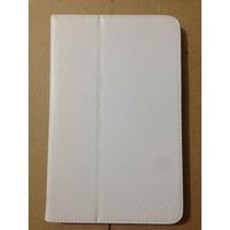 Capa Case Para Tablet Cce 9 Tr91 Tr92 Branca Lucky