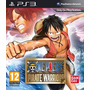 One Piece Pirate Warriors Ps3 Psn - Mídia Digital