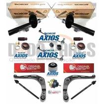 02 Amortecedores Kits 206/207 - Axios Original Birth Monroe