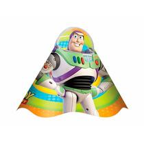 Chapéu Aniversário Toy Story No Espaço - 08 Unidades