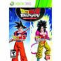 Jogo Dragon Ball Z Budokai Hd Collection Para Xbox 360