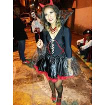 Fantasia Diabinha Halloween