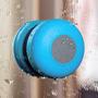 Mini Caixa Acústica Bluetooth Impermeável Azul Speaker